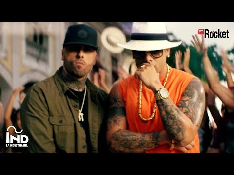 Nicky Jam Ft Wisin - Si Tú La Ves