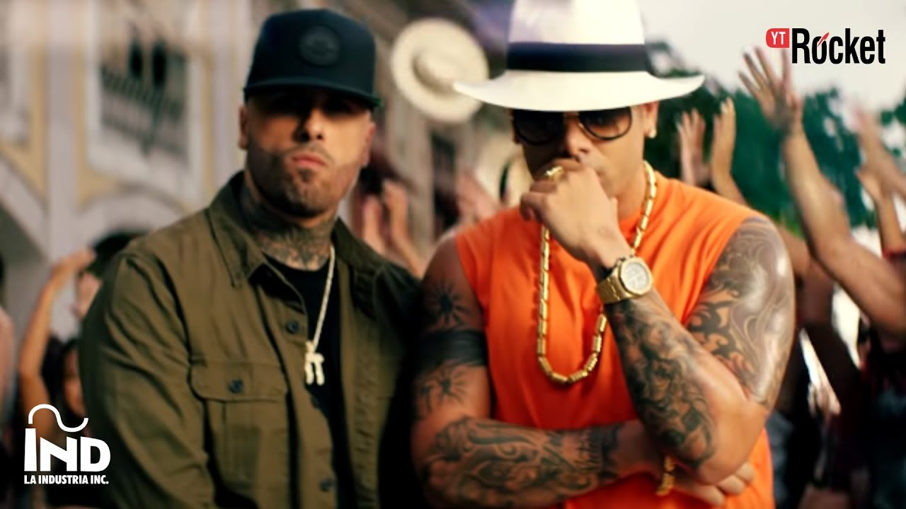 Si Tú La Ves - Nicky Jam Ft Wisin (Video Oficial) #1
