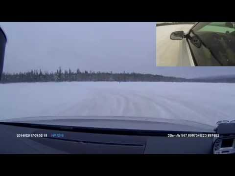 Audi driving experience Finland 2014 (15.02-19.02)