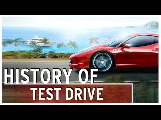 History of - Test Drive (1987-2012)