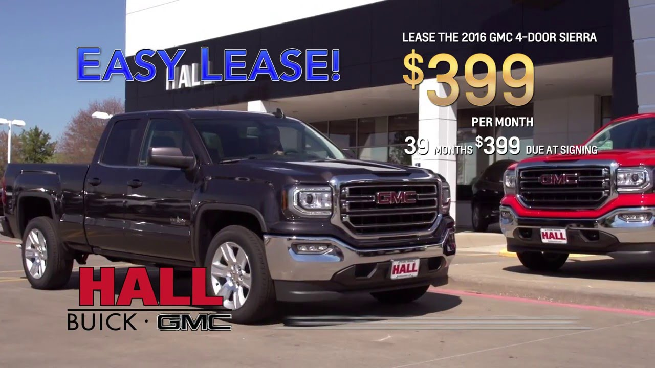 lease leases wear protection xs video gmc