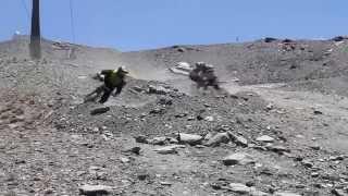 Sierra Nevada Bike Park: circuitos Veleta + Peñones