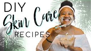 YOUR OWN SPA DAY AT HOME DIY RECIPES  while in QUARANTINE  SHERUNDA SIMONE