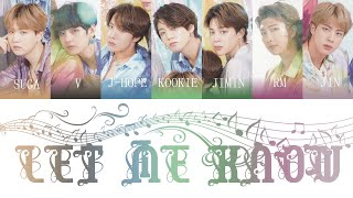 Download BTS (방탄소년단) - Let Me Know Color Coded Lyrics
