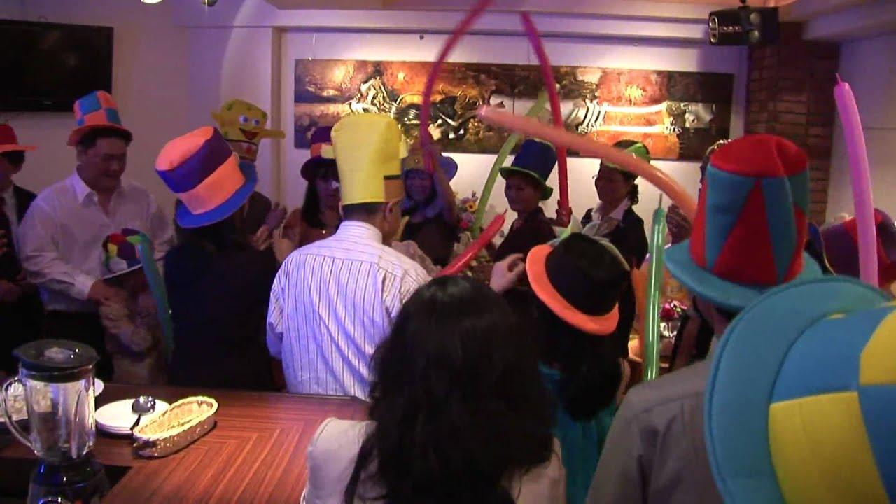 Fiesta adultos hora loca 60 a os rest koky 39 s m2t youtube - Ideas para cumpleanos adulto ...