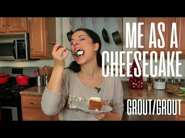 """Grout/Grout """"Me as a cheesecake"""" official video"""