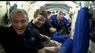 trio-astronauts-welcomed-aboard-international-space-station