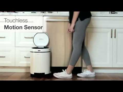 Smart Touchless Vac-Can video thumbnail