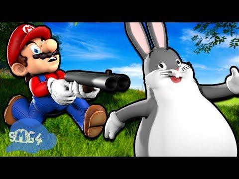 SMG4: Mario's Big Chungus Hunt