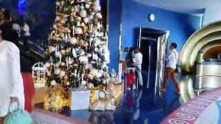 Christmas & New Year Decoration at Burj Al Arab Dubai 29.12.2015