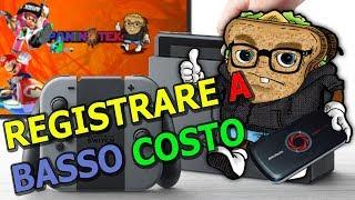COME REGISTRARE I GAMEPLAY A BASSO COSTO