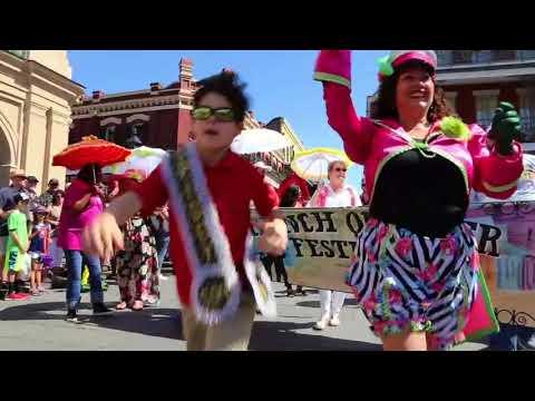 French Quarter Festival 2018 Parade