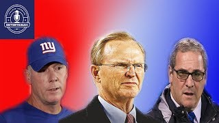 New York Giants- If the Giants fire Pat Shurmur will Dave Gettleman stay on? My thoughts!