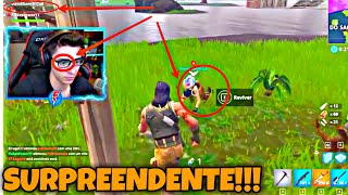 "LOOK WHAT THIS FORTNITE YOUTUBER DOES TO TRY TO SAVE HIS ""FRIEND""!"