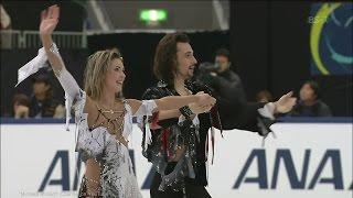 [HD] Irina Lobacheva and Ilia Averbukh - 2002 Worlds FD - Time for Peace