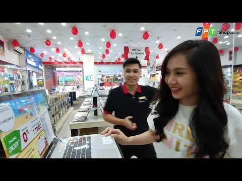 Tư Vấn Laptop Hiệu Quả 2019 - FPT Retail