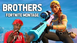 "Fortnite Montage - ""BROTHERS"" (Lil Tjay)"