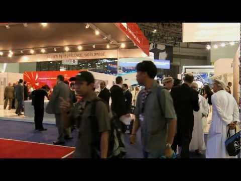 Dubai Airshow 2011 Opening Day -- USAFCENT