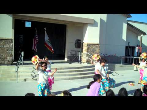 Philippine Dance - Pandanggo Santa Clara