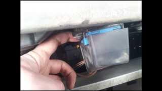 Ремонт Блока (Реле) управления вентилятором охлаждения Ситроен С4