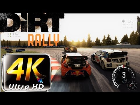 dirt rally pc 4k gameplay max settings youtube. Black Bedroom Furniture Sets. Home Design Ideas
