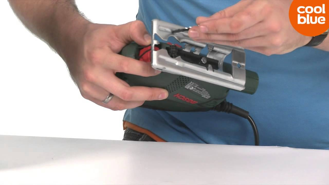 Bekend Bosch PST 700 E Decoupeerzaag productvideo (NL/BE) - YouTube ZS66
