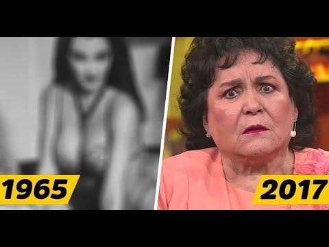 10 celebridades mayores que de jóvenes fueron las mujeres más hermosas del mundo thumbnail