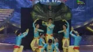 Central Surmas Final Performance {Mythology with a pinch of dance}