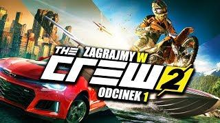 Zagrajmy w THE CREW 2 #1 - PEŁNA WERSJA W AKCJI! - Polski Gameplay - 1440p