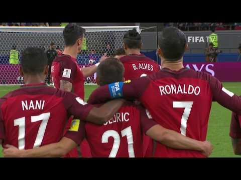 Match 13: Portugal v Chile - FIFA Confederations Cup 2017