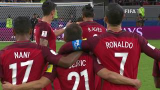 (Confed Cup) Chile wins penalty shout-out over Portugal