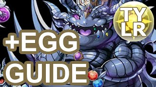 [Puzzle & Dragons] +Egg Guide