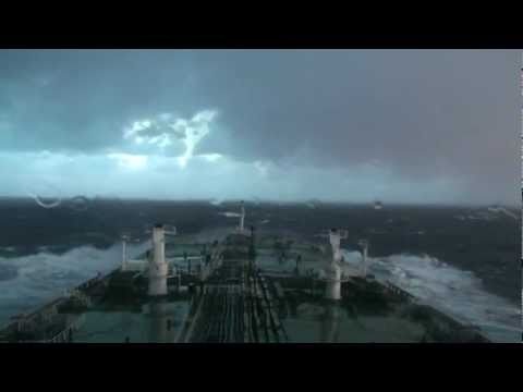 Ship in big storm part1 - NO ACCIDENT