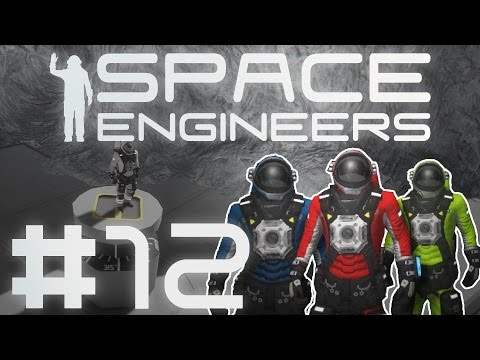 Space Engineers #12 Solar-Panels statt Balkon-Anbau | Porkchop Media