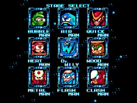 Rockman 2: Basic Master — Complete Playthrough