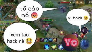 Troll Game _ Yo Game Hack Đi Xuyên Tường Và Cái Kết   Yo Game