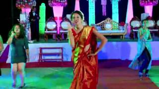 Roshal John Wedding day Bollywood dance