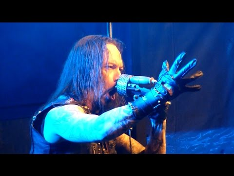 Amorphis - The Castaway (Baltimore, MD) 5/24/15
