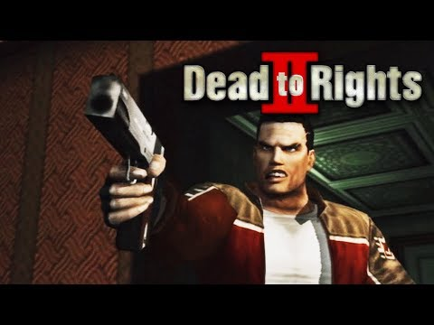 Dead to Rights 2 - Mission #7 - Rooftops