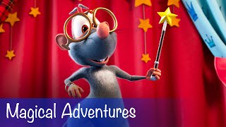 Booba - The Magical Adventures of Booba - Cartoon for kids