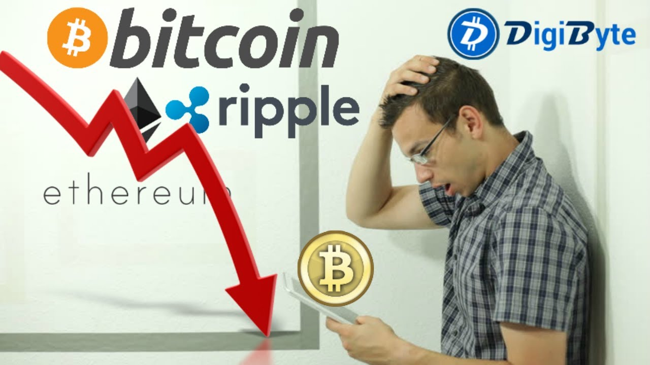 Cryptocurrency crash INCOMING? Digibyte doing good amid ...