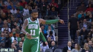 Kyrie Irving Highlights vs Charlotte Hornets (21 pts, 8 ast)