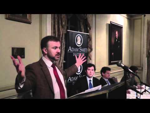 Monetary reform and the Eurozone crisis -Andrew Lilico | Adam Smith Institute