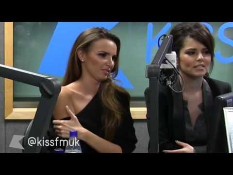 Girls Aloud : Interview (KISS FM UK 2012)