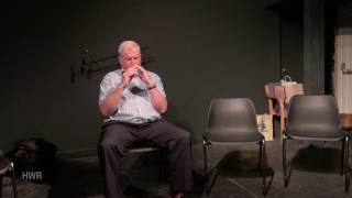 Inisheer, Micheal O hAlmhain on whistle, Craiceann Bodhrán Festival 2016