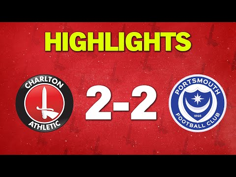 Charlton Portsmouth Goals And Highlights