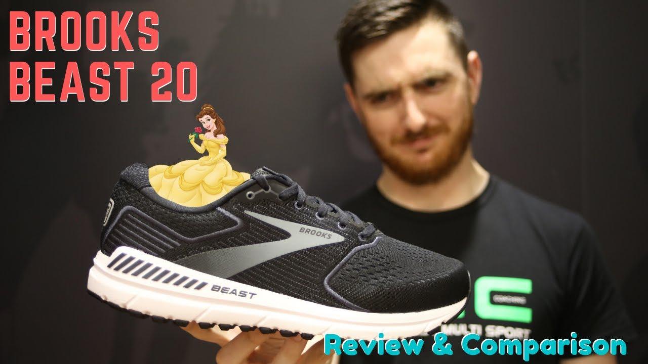 Brooks Beast 20 Review \u0026 Comparison