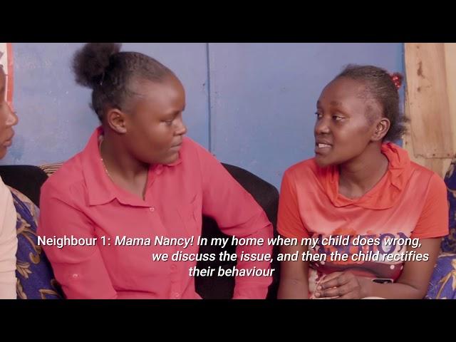 Addressing cases of children violence