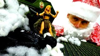 Звездные войны: Дед Мороз против Дарта Вейдера!