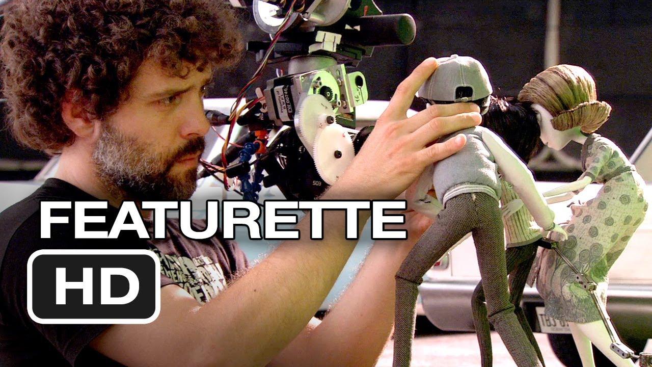 Frankenweenie Featurette 2012 Tim Burton Animated Movie Hd Youtube